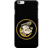 Chief Popeye, U.S. Navy iPhone Case/Skin