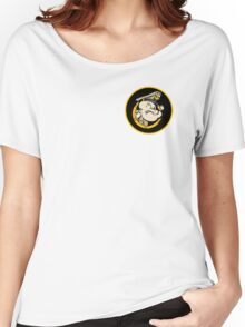 Chief Popeye, U.S. Navy Women's Relaxed Fit T-Shirt