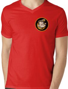 Chief Popeye, U.S. Navy Mens V-Neck T-Shirt