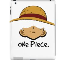 Luffy One Piece Siluet,Anime iPad Case/Skin