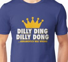 Leicester City - Dilly Ding Dilly Dong Unisex T-Shirt