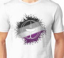 Unitarian Universalism Symbol Asexual Unisex T-Shirt