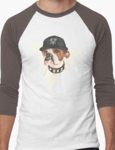 F.I.P. - @chillberg (#pukaismyhomie) Men's Baseball ¾ T-Shirt
