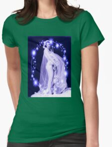 The dream of Miss Havisham Womens Fitted T-Shirt