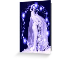 The dream of Miss Havisham Greeting Card