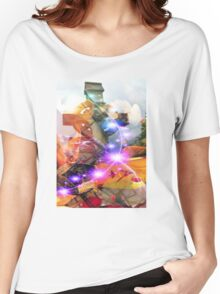 Dreamscape Women's Relaxed Fit T-Shirt