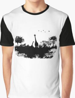 Wild Africa Graphic T-Shirt