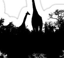 Wild Africa Sticker