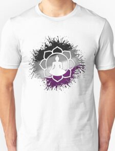 Asexual - Lotus Unisex T-Shirt