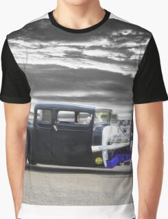1928 Dodge 'Hot Rod' Coupe Graphic T-Shirt