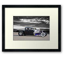 1928 Dodge 'Hot Rod' Coupe Framed Print