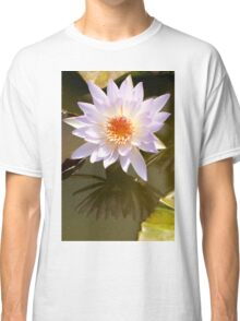 0687 Water Lilly Classic T-Shirt