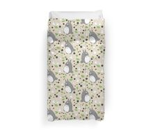 My Neighbour Totoro Pattern - Colour! Duvet Cover