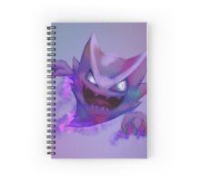 Haunter - Pokemon Spiral Notebook