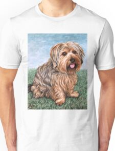 Yorkshire Terrier Mix Unisex T-Shirt