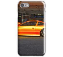 Camaro NHRA Pro Mod Drag Car iPhone Case/Skin