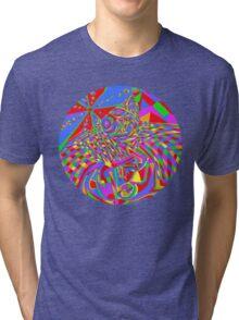 Internet Evolution Tri-blend T-Shirt