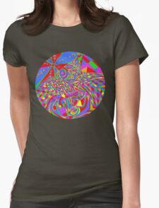 Internet Evolution Womens Fitted T-Shirt