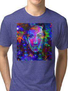 Vampire-Night Dancer Tri-blend T-Shirt