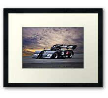 1972 Shadow Mk III Can Am Framed Print