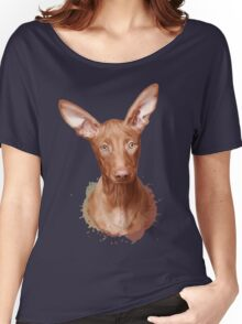 Pharaoh Hound Dog Women's Relaxed Fit T-Shirt