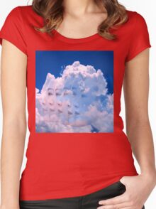 Cloud Dream Women's Fitted Scoop T-Shirt