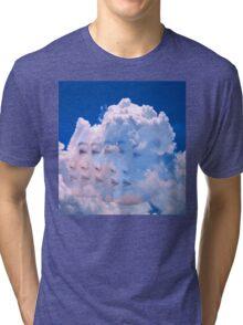 Cloud Dream Tri-blend T-Shirt