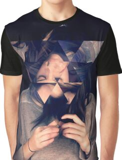 Kaleidoscope Eyes Graphic T-Shirt