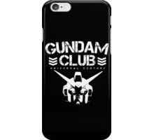 Gundam Club (Gundam Mk2) iPhone Case/Skin