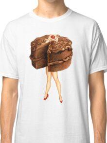 Hot Cakes - Chocolate Ganache Classic T-Shirt