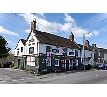 The Yew Tree Inn, Warminster, Wiltshire, UK Photographic Print