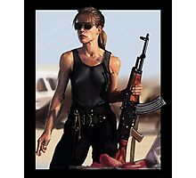 Sarah Connor Photographic Print