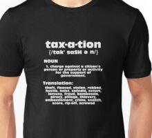 Taxation is Still Theft Unisex T-Shirt
