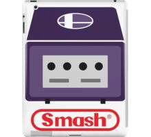 Nintendo Smash Cube iPad Case/Skin