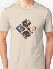 Monster Hunter X - Flagship Unisex T-Shirt