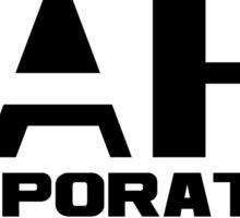 DAHL Corporation Sticker