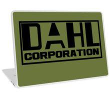DAHL Corporation Laptop Skin