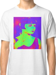 Louise Brooks pop art Classic T-Shirt