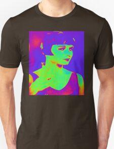 Louise Brooks pop art Unisex T-Shirt