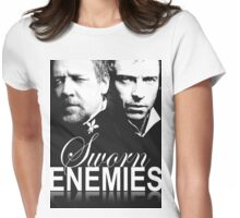 Sworn Enemies Womens Fitted T-Shirt