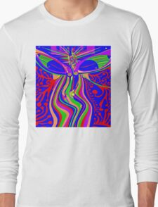Transcendence Evolution Long Sleeve T-Shirt