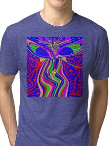 Transcendence Evolution Tri-blend T-Shirt