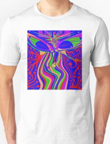 Transcendence Evolution Unisex T-Shirt