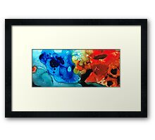 Perfect Whole and Complete by Sharon Cummings Framed Print