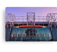 Manchester United Football Club Canvas Print
