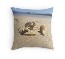 Bruny Island Crab Throw Pillow