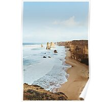 Twelve Apostles, Great Ocean Road Poster