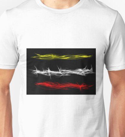 Linear fraction Unisex T-Shirt