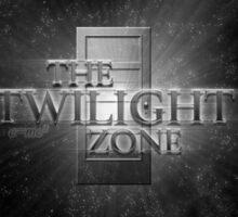 The Door of the Twilight Zone Sticker