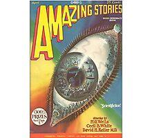 Amazing Stories Photographic Print